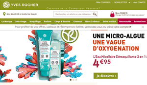 code reduction yves rocher
